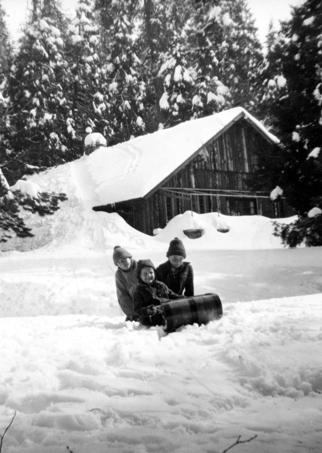 Winter of 1948